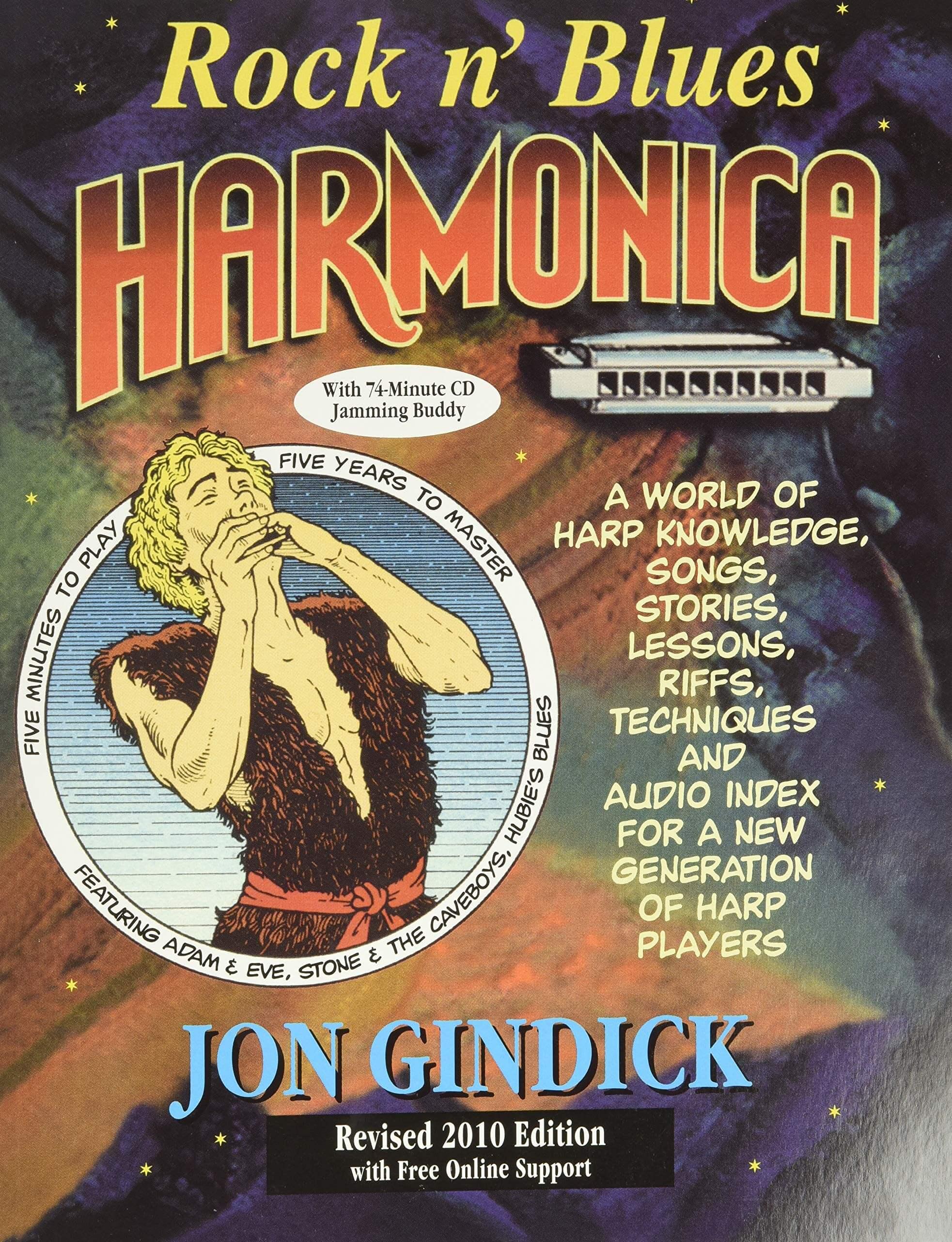Rock N Blues Harmonica