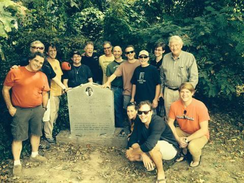 Tutwiler Jam Camp Sonny Boy Grave
