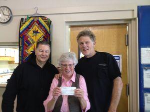Tutwiler Music Charity Check