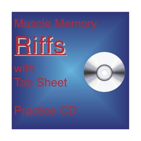 Muscle Memory Riffs